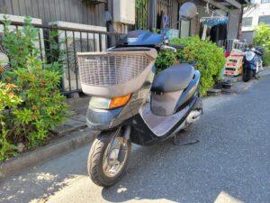 HONDA ディオチェスタ50 AF62型