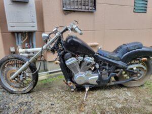 HONDA スティード400 NC26型
