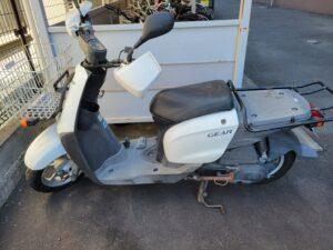YAMAHA ギア50 UA06J型