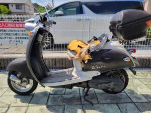 ヤマハ ビーノ50 SA10J型