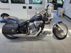 ホンダ スティード400 NC26型