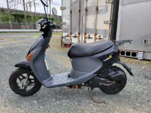 SUZUKI レッツ4 CA45A型