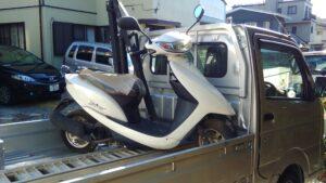 ホンダ ディオ50 AF62型