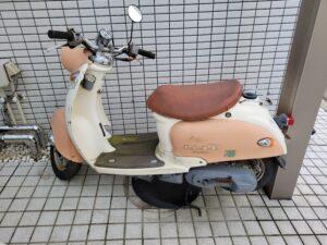 YAMAHA ビーノ 5AU型
