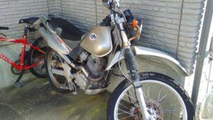 HONDA SL230、MD33型