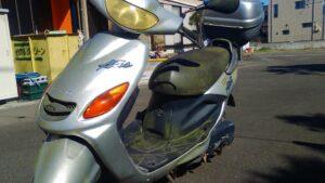 YAMAHA グランドアクシス100 SB01J型